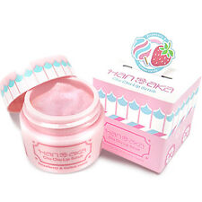 HANAKA Chu Chu Lip Scrub Exfoliating Cream Strawberry & Cotton Candy Scent 15ml