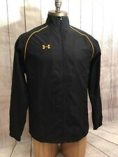 Men's UA Advance Woven Warm-Up Jacket Size Small New