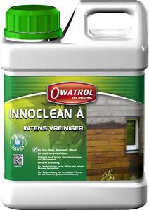 Innoclean A 100ml 79€/l Owatrol Metall Kunststoff Intensivreiniger