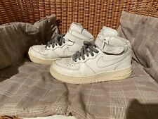 air force 1 bianche alte uomo