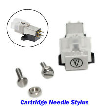 Dynamic & Cartridge Needle Stylus Set for Audio Technica Phonograph Gramophone