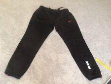 Mens Nike Medium Black Athletic Pants With Ohio State Written On Them.