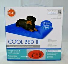 K&H Pet Products - Cool Bed III (3) Cooling, Cushioning Bed (Pet/Dog) New