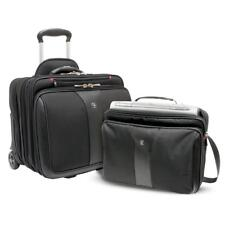 "Wenger Patriot II 15.4"" - 17.3"" (Zoll) Laptop Trolley Koffer mit Notebooktasche"