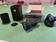 Nikon Tokina AF AT-X Pro 300mm F2.8 SD Lens - Stunning Lens and Condition