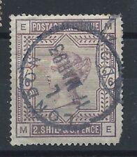 Grande Bretagne N°86 Obl (FU) 1883/84 - Victoria