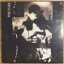 The Cure Picture Show Laserdisc 1991