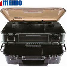 38 x 27 x 8 cm Versus Meiho Ger/ätekasten VS 3060 Schwarz