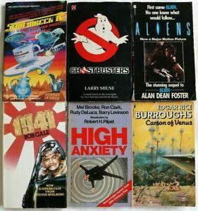 Book - Vintage Sci-Fi & Fantasy Paperback - Collection Job Lot (F)
