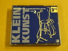 3-CD BOX / DE KOMPLETE KLEINKUNSTKOLLEKTIE - VOLUME 2
