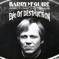 Barry McGuire - Eve of Destruction [New CD] Germany - Import