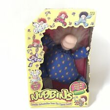 Vintage 1980's Toy Wizards Collectable Nubbins Figure (Pygmy Forest) Boxed Lot 1