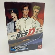 Initial D - Extra Stage 2 + Fifth Stage + Final Stage Edition Box Set DVD French
