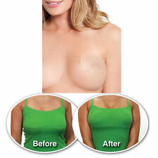 24 Pcs Bra-less Lift Tape Nipple Cover Pasties Invisible Clear Push Up Stick On