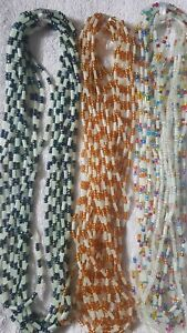 African waist beads plus size multicolour  Stretchy Shaping Bikini/ Belly Chain