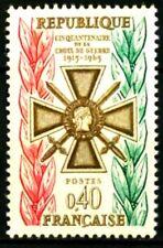 France 1965 Yvert n° 1452 neuf ** 1er choix