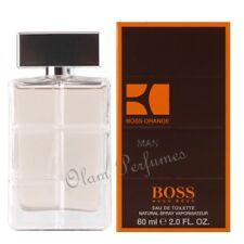 Boss Orange Man by Hugo Boss Eau de Toilette Spray 2.0oz 60ml * New in Box *