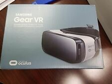 SAMSUNG GEAR VR Virtual Reality Headset Glasses NEW  - FREE 6 GAME BUNDLE