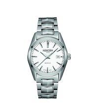 Roamer Searock Ladies Silver Stainless Steel Bracelet Watch 210844 41 25 20  ...