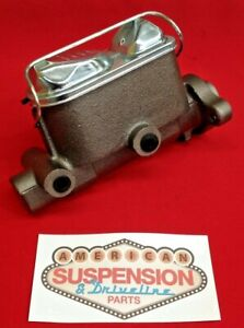 Chev Camaro 1967-1969 Brake Master Cylinder (Factory Disc brake Master Cylinder)