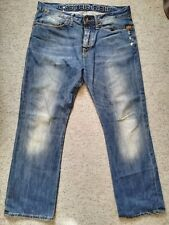 """Homme G-STAR 3301 JEANS taille 38""""... Leg 31""""... Good Cond RRP £ 65"""
