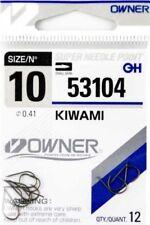 Owner Haken KIWAMI 53104 verschiedene Großen Angelhaken Hacken