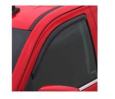 2016 Toyota Tacoma Access Cab Ventvisor Deflector In Channel Smoke Front NEW!