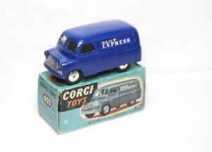Corgi 403 Bedford 12 CWT Van Daily Express In Its Original Box - Excellent