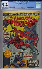 AMAZING SPIDER-MAN # 134 :: CGC 9.4 ::  FIRST TARANTULA
