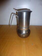 vecchia caffettiera STELLA acciaio - old COFFEE MAKER coffee machine