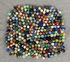 Lot OF 300+ VINTAGE TOY MARBLES VITRO ALLEY PELTIER AKRO AGATE Good+ Condition