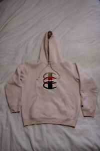 Champion-Supreme Stacked C Hoodie