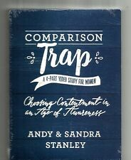 ANDY STANLEY Comparison Trap (2015, DVD) BRAND NEW: North Point: Lots of Extras