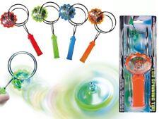 Giocattolo magnetico giroscopio a led cambia colore Cinetico TROTTOLA bambini regalo divertente