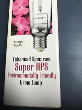 Eye Hortilux 1000W Enhanced Super HPS Grow Light Bulb Lamp Watt High Pressure