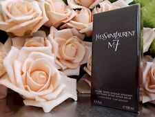 ❤️   Yves Saint Laurent M7  SOOTHING AFTERSHAVE BALM 100ml Spray sealed ☆☆☆☆