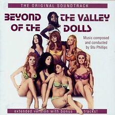 Beyond the Valley of the Dolls Ost Harkit Records Lmt. Ed. Bonus Tracks Like New