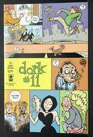 DORK #11 EVAN DORKIN (Milk and Cheese) Humor Comic Book 1st Printing 2006 NM OOP