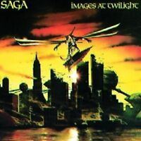 SAGA - IMAGES AT TWILIGHT  CD  8 TRACKS CLASSIC HARD ROCK & POP  NEU
