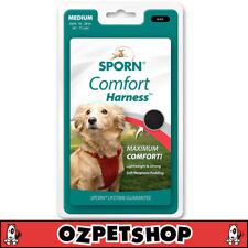 Sporn Comfort Harness - Medium Dog - Black