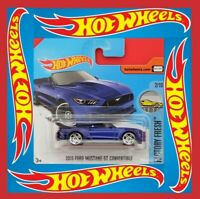 Hot Wheels 2017  2015 FORD MUSTANG GT CONVERTIBLE   104/365 NEU&OVP