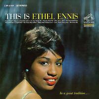 ETHEL ENNIS - THIS IS ETHEL ENNIS USED - VERY GOOD CD