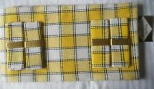 Checked & Gingham 100% Cotton Table Cloths