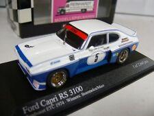 1/43 Minichamps Ford Capri RS 3100 ETC 1974 Stommelen 430748005
