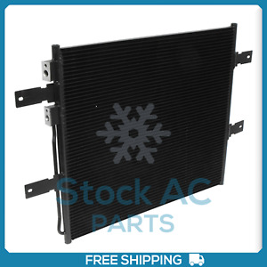 New A/C Condenser for Dodge Ram, Ram 2500,3500,4000,4500,5500 - OE# 5290385AC