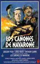 Película Guns Of Navarone la 01 A4 10x8 impresión fotográfica