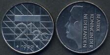 NETHERLANDS 2 1/2 Gulden 1999 UNC