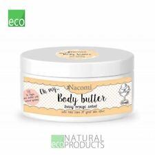 Nacomi Natural Body Butter Sunny Orange Sorbet 100ml