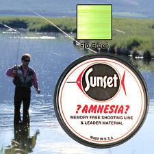 AMNESIA MEMORY FREE FISHING LINE 25 LB GREEN  07625