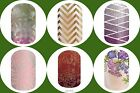 Jamberry Nail Wraps 1/2 Sheet Assorted Designs